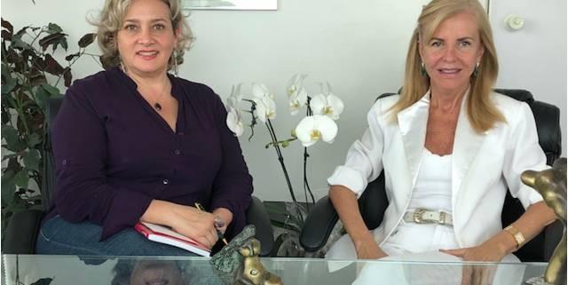 dra Mara Diegoli entrevistada por Marta Conde